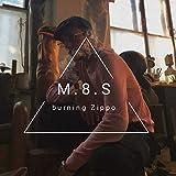 Burning Zippo
