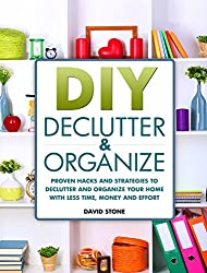 Craftdrawer crafts free kindle books to help you organize for Minimalist living decluttering for joy health and creativity