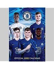 The Official Chelsea F.C. Calendar 2022 (The Official Chelsea FC A3 Calendar 2022)