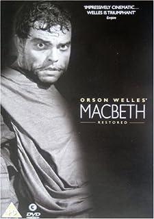 Macbeth by Orson Welles