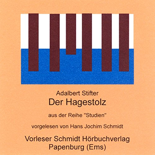 Der Hagestolz audiobook cover art
