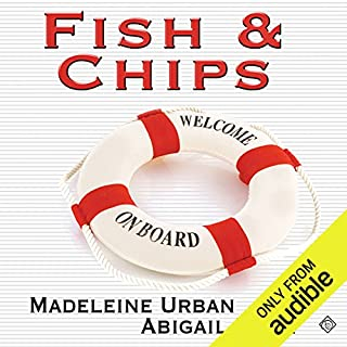 Fish & Chips audiobook cover art