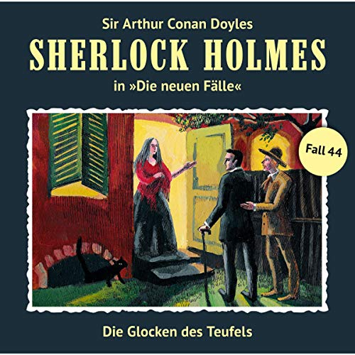 Die Glocken des Teufels audiobook cover art
