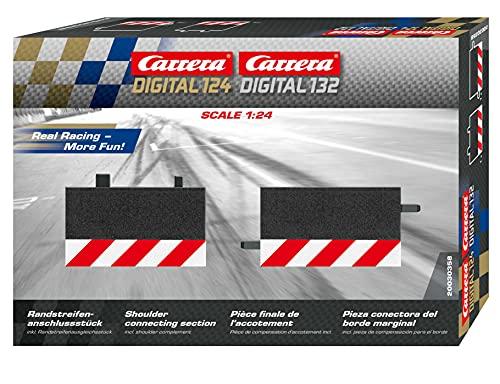 Carrera Digital 132 / Carrera Digital 124 - 20030358 - Véhicule Miniature et Circuit - Pièce Détachée - Bordure Extérieur pour Tour de Position