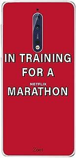 Nokia 8 In training for a Netflix Marathon