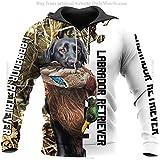 Hunting with labrador retriever Hoodie All Over Printed Pefect 3D Hoodie, Zip Hoodie, Sweatshirt, T-Shirt, Jason Voorheers Hoodie, Jason Hoodie, Horror Hoodie, Halloween Hoodie, Hoodie 3D Unisex Men