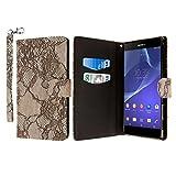 Sony Xperia T2 Ultra Case, MPERO FLEX FLIP Series Premium
