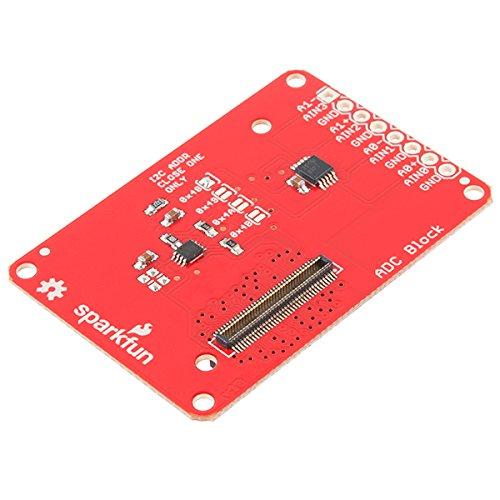 SparkFun Block für Intel Edison - Analog-Digital-Umsetzer (ADC)
