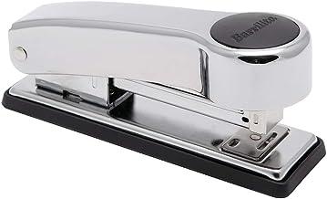 Barrilito 8188EMT Engrapadora Metálica Media Tira, Grapa