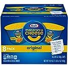 Kraft Easy Mac Original Flavor Macaroni and Cheese Dinner Cups, 8 - 2.5 oz Cups