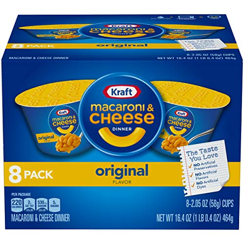 Kraft Easy Mac Original Flavor M...