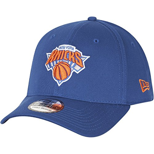 New Era NBA NEW YORK KNICKS Team 39THIRTY Stretch Fit Cap, Größe:Medium / Large