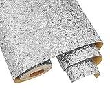 Self Adhesive Silver Chunky Glitter...