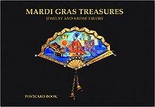Mardi Gras Treasures: Jewelry of the Golden Age Postcard Book