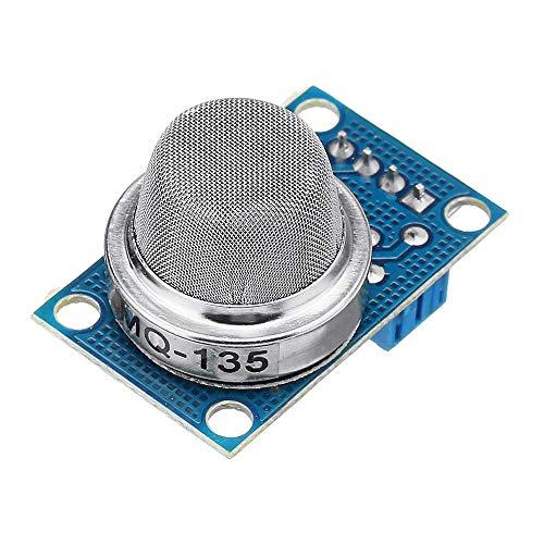 Sensor & Detektor Modul 3 Stück MQ-135 Ammoniak Sulfid Benzol Dampf Gas Sensor Modul Shield Liquefied Electronic Detector for Arduino – Produkte, die mit offiziellen Arduino Boards arbeiten