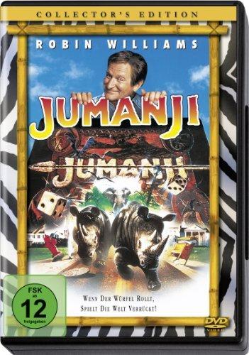 Jumanji by Robin Williams
