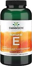 Swanson Natural Vitamin E 1000 Iu (671.10 Milligrams) 250 Sgels
