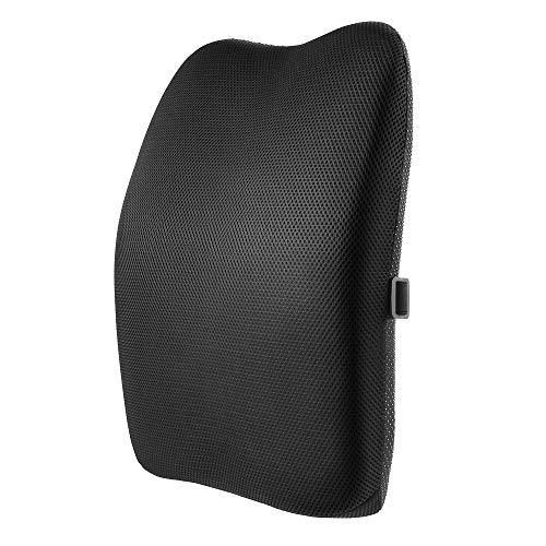 IKSTAR『腰楽クッション低反発ランバーサポートオフィス』