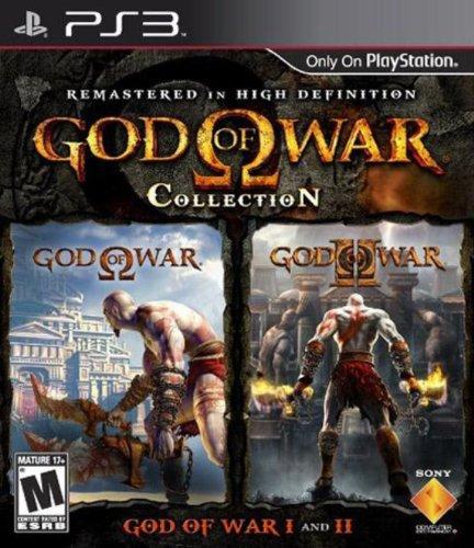 Sony God of War Collection Essentials, PS3 - Juego (PS3, PlayStation 3, Acción / Aventura, M (Maduro))