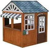 KidKraft 405 Maison en Bois Garden View, cabane extérieur pour...