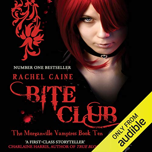 Bite Club: Morganville Vampires, Book 10 cover art