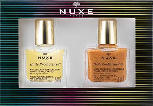 NUXE HUILE PRODIGIEUSE 10ML + HUILE OR 10ML