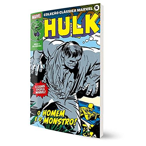 Coleção Clássica Marvel Vol.05 - Hulk Vol.01