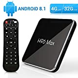 Android 8.1 TV Box H96 Max X2 Smart TV Box 4GB RAM 32GB ROM Amlogic S905X2 Quad Core...