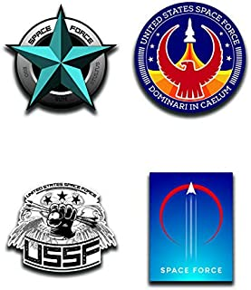 space force badge