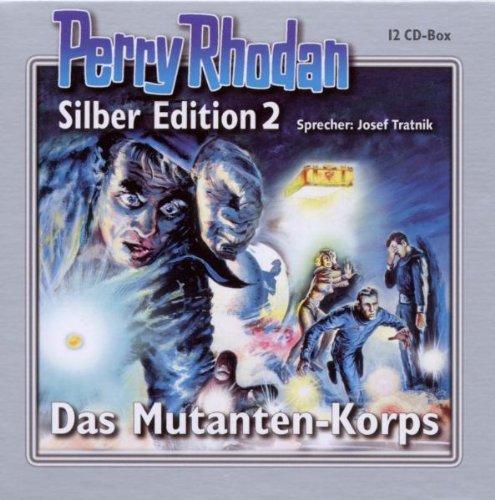 Perry Rhodan Silber Edition 2 das Mutanten-Korps