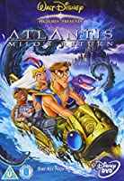 Atlantis: Milo's Return [DVD]