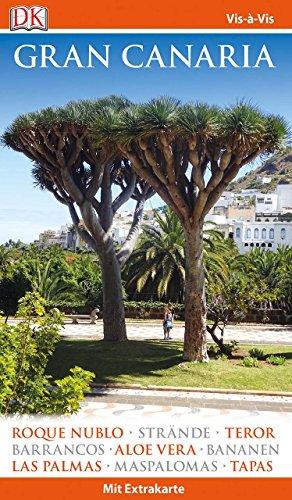 Vis-à-Vis Reiseführer Gran Canaria: mit Extra-Karte und Mini-Kochbuch zum Herausnehmen