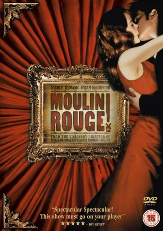 Moulin Rouge (single Disc) - Dvd [UK Import]