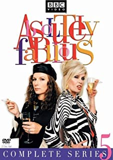 Absolutely Fabulous - Complete Series 5