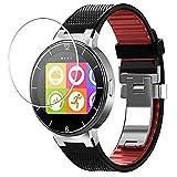 Vaxson 3 Stück Schutzfolie, kompatibel mit Alcatel One Touch Smartwatch Hybrid Watch, Bildschirmschutzfolie TPU Folie [ nicht Panzerglas ]