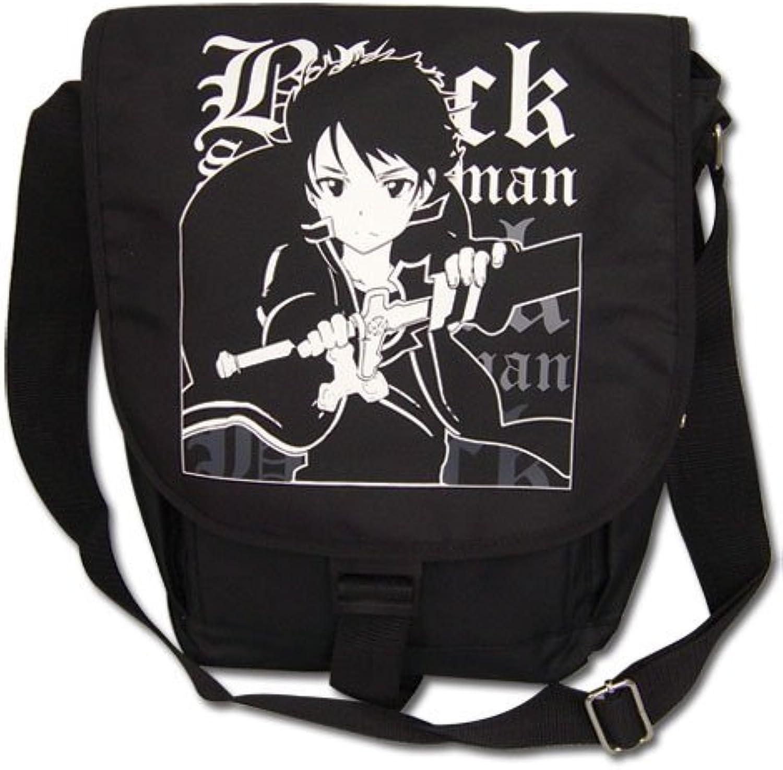 Great Eastern Entertainment Sword Art Online Swordsman Messenger Bag, Black