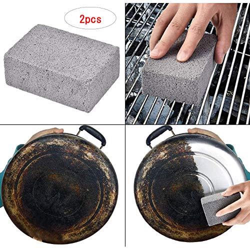 Grillreiniger Bratpfanne Reiniger Grill Sauber Gemauerten Haushalt Außenreinigungsbürste Für Außen Haus Und Küche