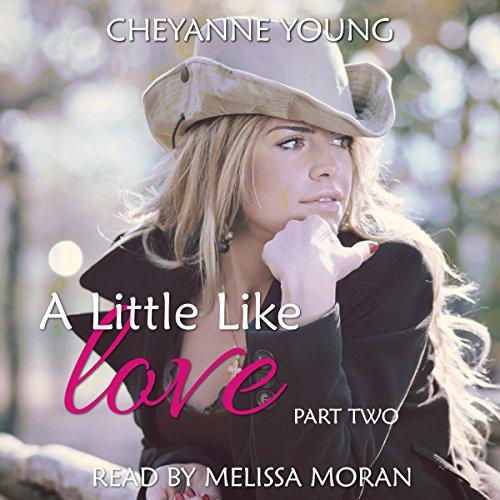 A Little Like Love  audiobook cover art