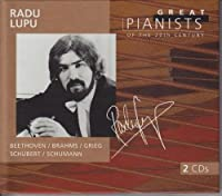 Radu Lupu - Great Pianists of the 20th Century by Lupu (1999-04-13)