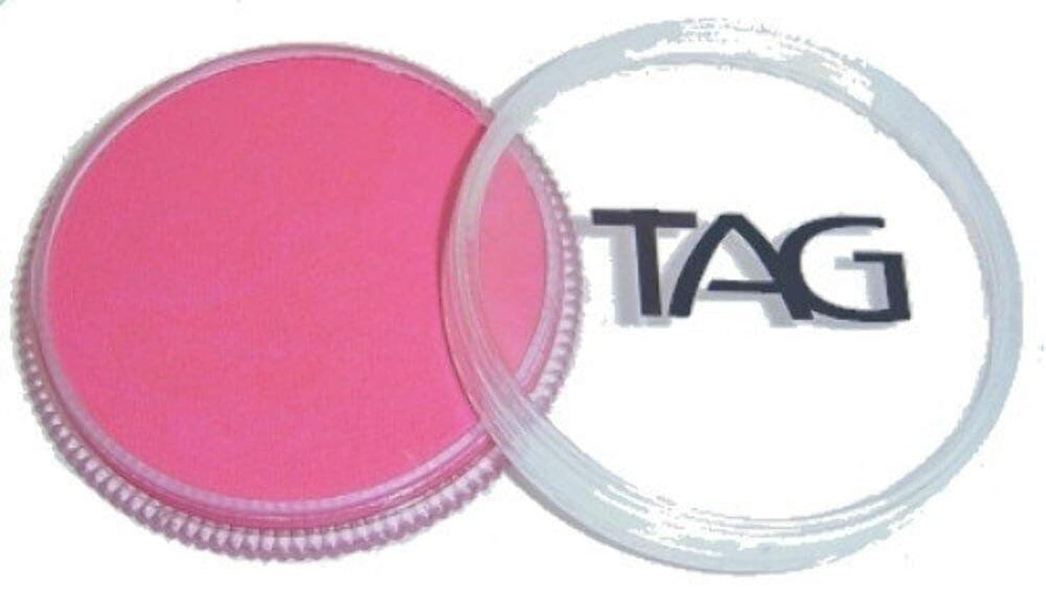 人里離れた見捨てる司法TAG Face Paints - Pink (32 gm) by TAG Body Art [並行輸入品]