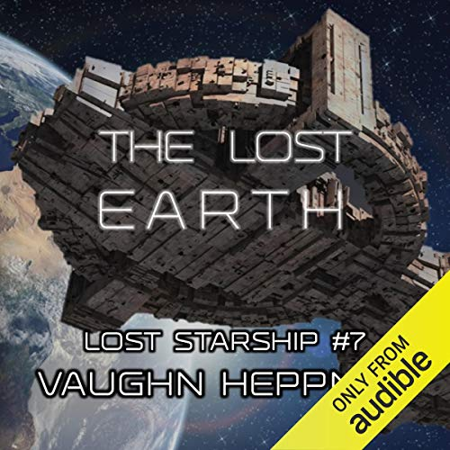 The Lost Earth cover art