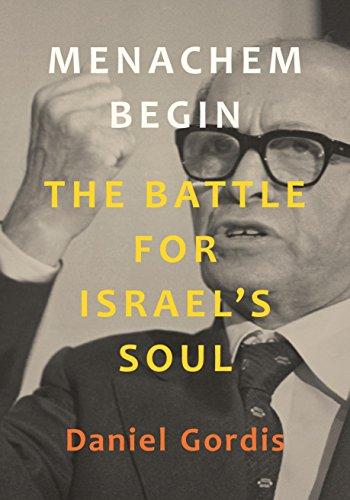 Image of Menachem Begin: The Battle for Israel's Soul (Jewish Encounters Series)
