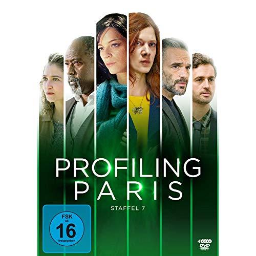 Profiling Paris - Staffel 7 [4 DVDs]