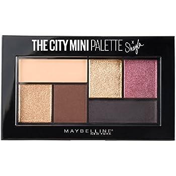 Maybelline Makeup The City Mini Eyeshadow Palette X Shayla Shayla Eyeshadow Palette 0.14 oz