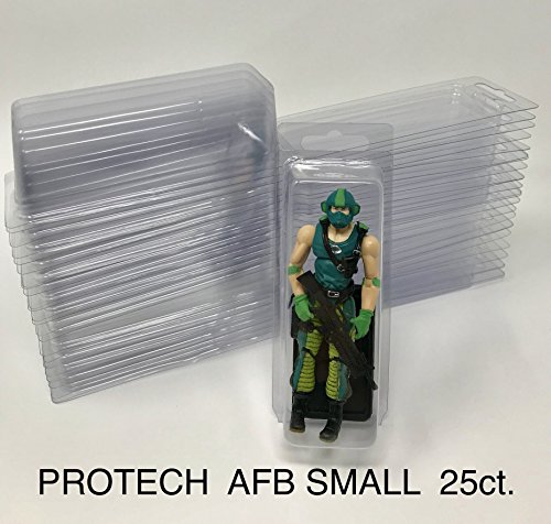 """Action Figure Blister GI Joe Small for 3.75"""" Inch Figures Lot of 25"""