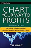 Chart Your Way To Profits: The Online Trader's Guide to Technical Analysis with ProphetCharts (Wiley Trading Series)