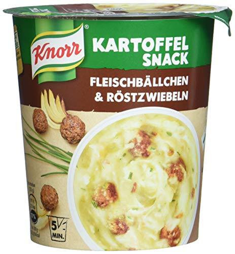 Knorr Kartoffel Snack Fleischbällchen 8 x 53g