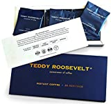 Teddy Roosevelt Luxury Instant Coffee