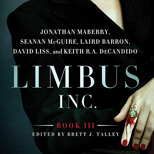Limbus, Inc., Book III audiobook cover art