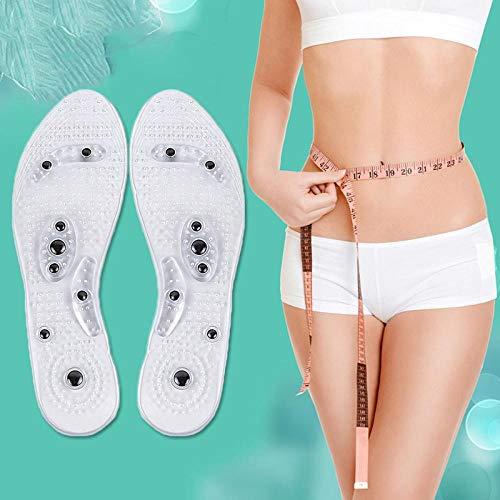 Insole Orthopädische Einlegesohlen Magnetfeldtherapie Massage Einlegesohlen Für Füße Männer Frauen Gewichtsverlust Förderung Der Durchblutung Fußmagnet Gesundheitspflege Schuh